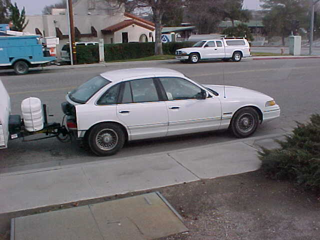 For sale: Crown Victoria, now 25% off!