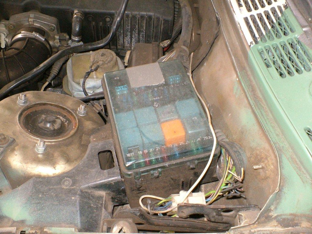 E30 M50 Swap Wiring Diagram S52 Into Early E30techcom Forums