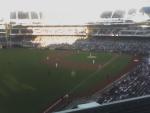 Highlight for Album: Padres vs. Dodgers 6/15/06
